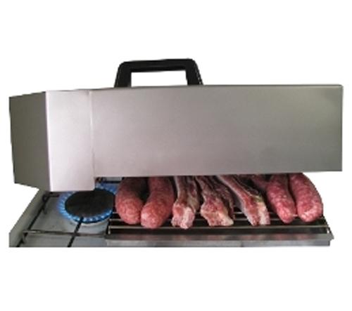 Fornetto domestico mibos il barbecue in cucina - La casa del barbecue brescia ...