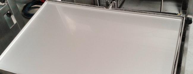 BISTECCHIERA in acciaio inox mm. 80x520x2 griglia a gas professionale - barbecue professionali per ristorazione